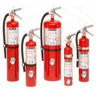 Regular (BC) Dry Chemical Fire Extinguisher