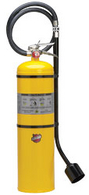Dry Powder - Class D Fire Extinguisher